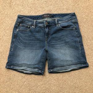 Torrid Premium Denim Shorts